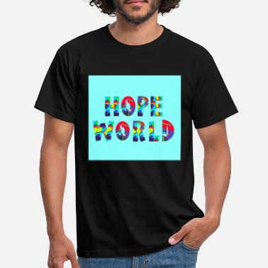 HOPE WPOLD - T-shirt Homme