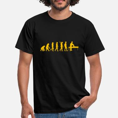 Praxis Physiotherapeut Evolution Physio Physiotherapie - Männer T-Shirt