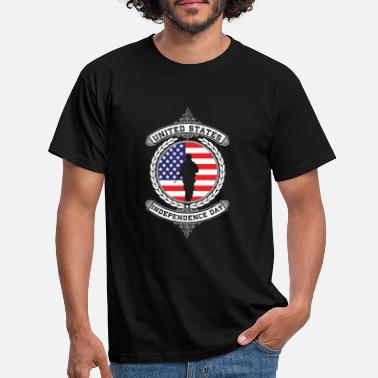 Independence Day INDEPENDENCE DAY - Männer T-Shirt