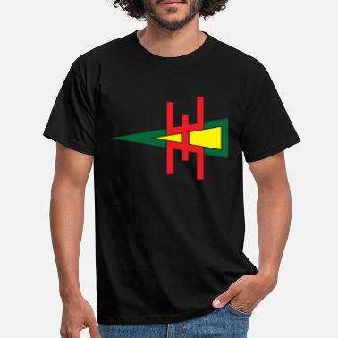 Modern illustration of Z Imazighen - Men's T-Shirt