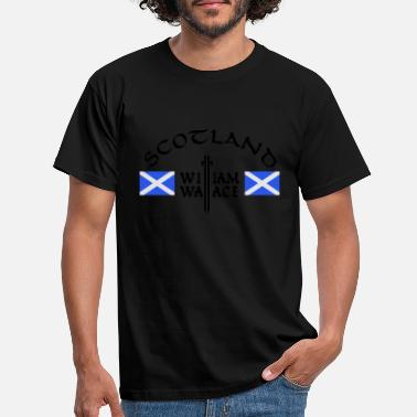 Scotland William Wallace - Men's T-Shirt