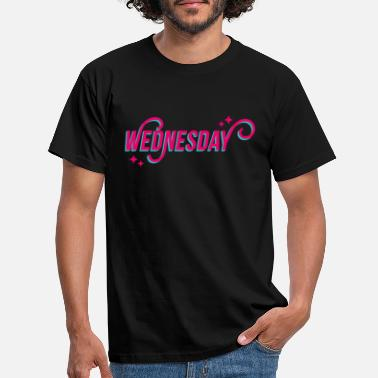 Labour Day Happy Wednesday Happy Wednesday spell work - Men's T-Shirt