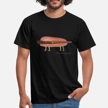 Hot Rod hot dog - Camiseta hombre
