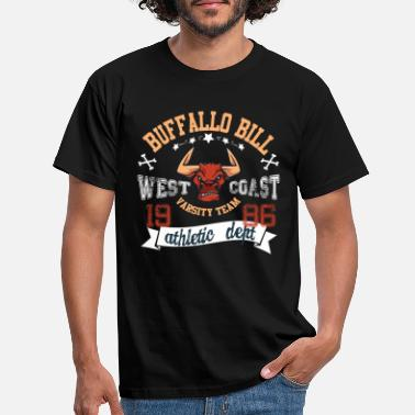 Buffalo Bills Buffalo Bill - T-skjorte for menn