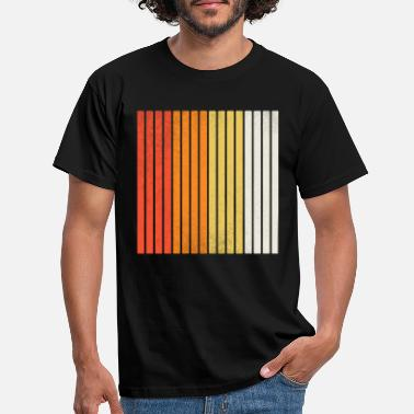 Synthesizer 808 Analog Drum Machine Vintage Retro Gift VST - Men's T-Shirt