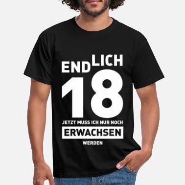 Die Besten T Shirts Zum 18 Geburtstag Online Bestellen