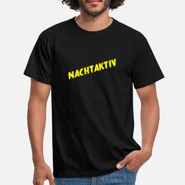 Nocturnal - Men's T-Shirt