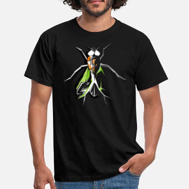 Fly fly insects insects fly fly symbol - Men's T-Shirt