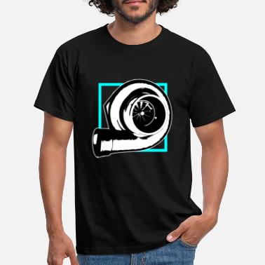Tuning Tuning turbocompresseur - T-shirt Homme