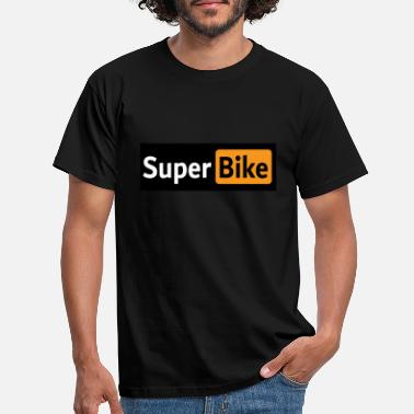 Super Bike Super bike logo - Men's T-Shirt