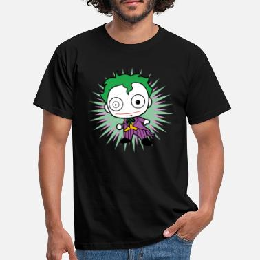 Joker DC Comics Originals Villain The Joker Chibi - Mannen T-shirt