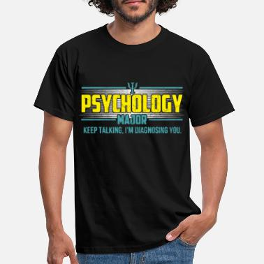 Psychology psychology - Men's T-Shirt