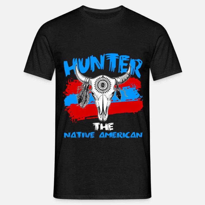 indianer t-skjorte