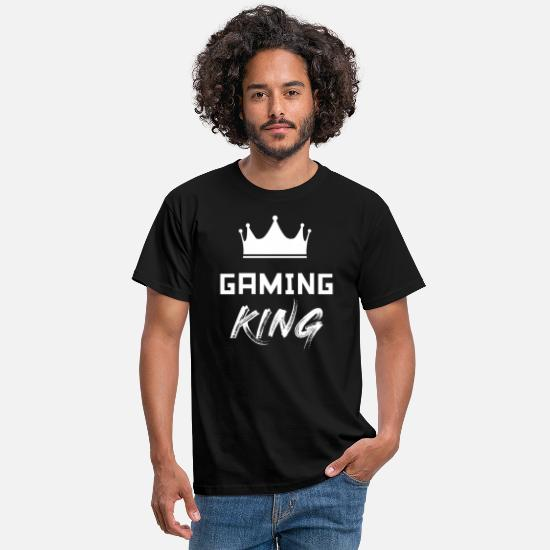 Gaming T-shirts - Gaming - T-shirt mænd sort