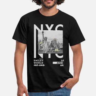 Smileyworld 'New York Statue of Liberty' - T-shirt herr