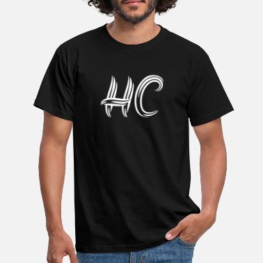 Hp HP (hypeclothes) logotyp - T-shirt herr
