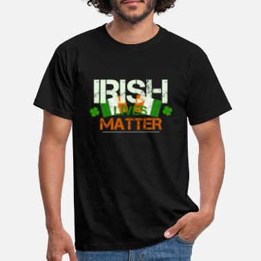 Irishman Proud Irishman - Men's T-Shirt