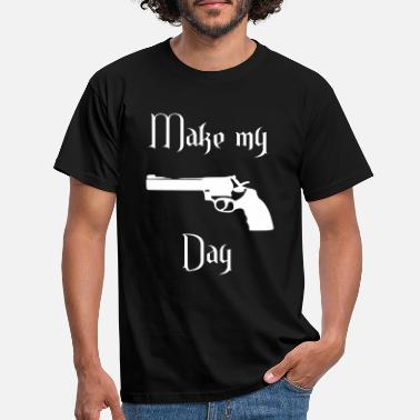 Smith make my day - Männer T-Shirt