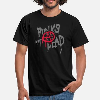 Punks Not Dead Punks Not Dead - Männer T-Shirt