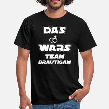 Young Persons YOUNG PERSONAL AWARD: THE WARS TEAM BRAEUTIGAM - Men's T-Shirt