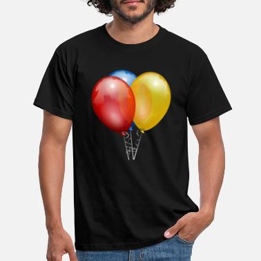 Dkeeej free as a balloon - Men's T-Shirt
