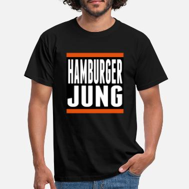 Kietz hamburger jung hamburg kietz part original - T-shirt mænd