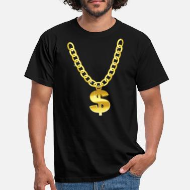 Dollar SWAG CHAIN - Men's T-Shirt
