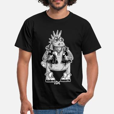 Black And White Collection Casimir was a punk - Mannen T-shirt