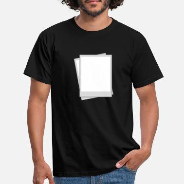 Polaroid Polaroid logo - Men's T-Shirt