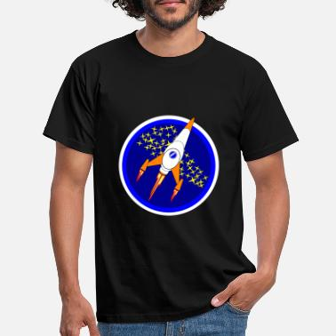 Space Ship Space Ship - Men's T-Shirt