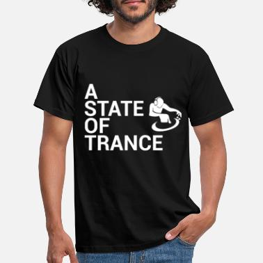 State A STATE OF TRANCE - Men's T-Shirt