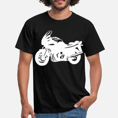 Motocycle - T-shirt Homme