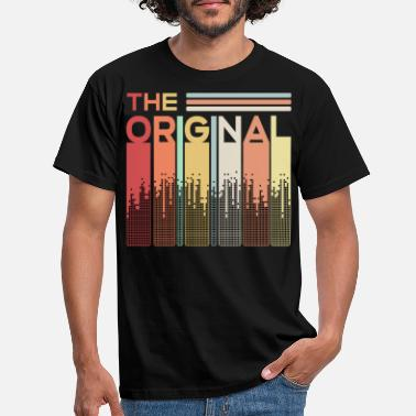 Son The Original Partnerlook gift idea - Men's T-Shirt