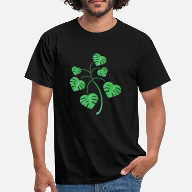 Monstera Love - Men's T-Shirt
