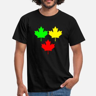 Colourful Colourful Canada - Men's T-Shirt