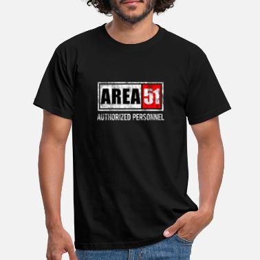 51 Area 51 - Men's T-Shirt