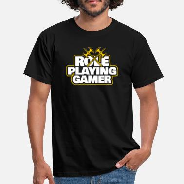 Role Playing Game role playing game - Men's T-Shirt