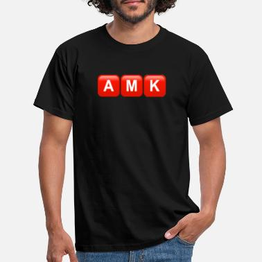 AMK Merch BrokeBoi - Männer T-Shirt