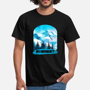 Le Mont Mont Everest - T-shirt Homme