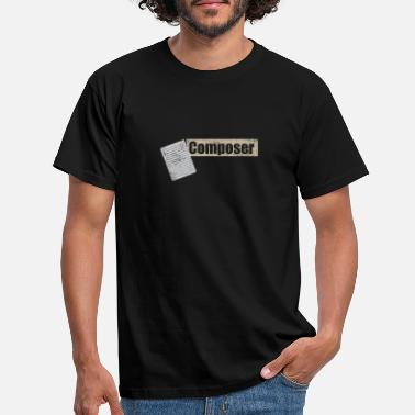 Compose Composer - Men's T-Shirt