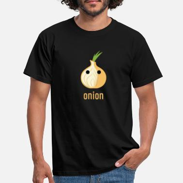 Onion Onion onion - Men's T-Shirt