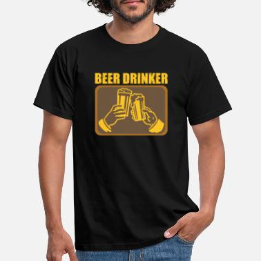 Thirst Quencher Drink beer thirst quencher - Men's T-Shirt