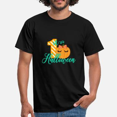Boys Scary Halloween Costume GiftHorrorWitchGhostwitche - Men's T-Shirt