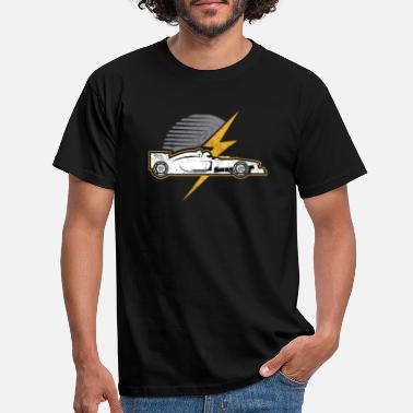 Racerbil Formel Racing Car Lover Gift Design Idétryck - T-shirt herr