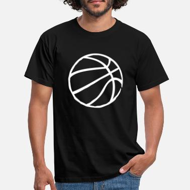 Basketball Raw Grooves - T-shirt Homme