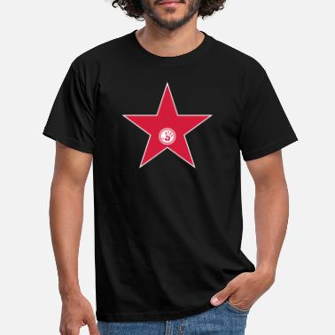 Video walk of fame + your name - T-shirt herr