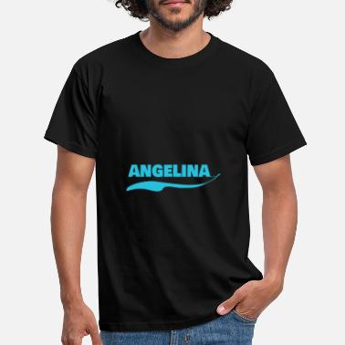 Name Tag Name tag ANGELINA - Men's T-Shirt
