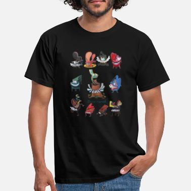 Surrealismo piano y pianitos 2 - Camiseta hombre