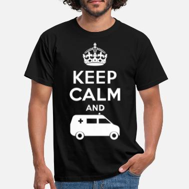 Ambulance Ambulance - ambulance - DE - Men's T-Shirt