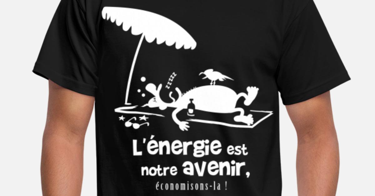 D'energie Shirt Economie Economie T D'energie Shirt T Shirt Economie D'energie HommeSpreadshirt T HommeSpreadshirt mNvw8n0OPy